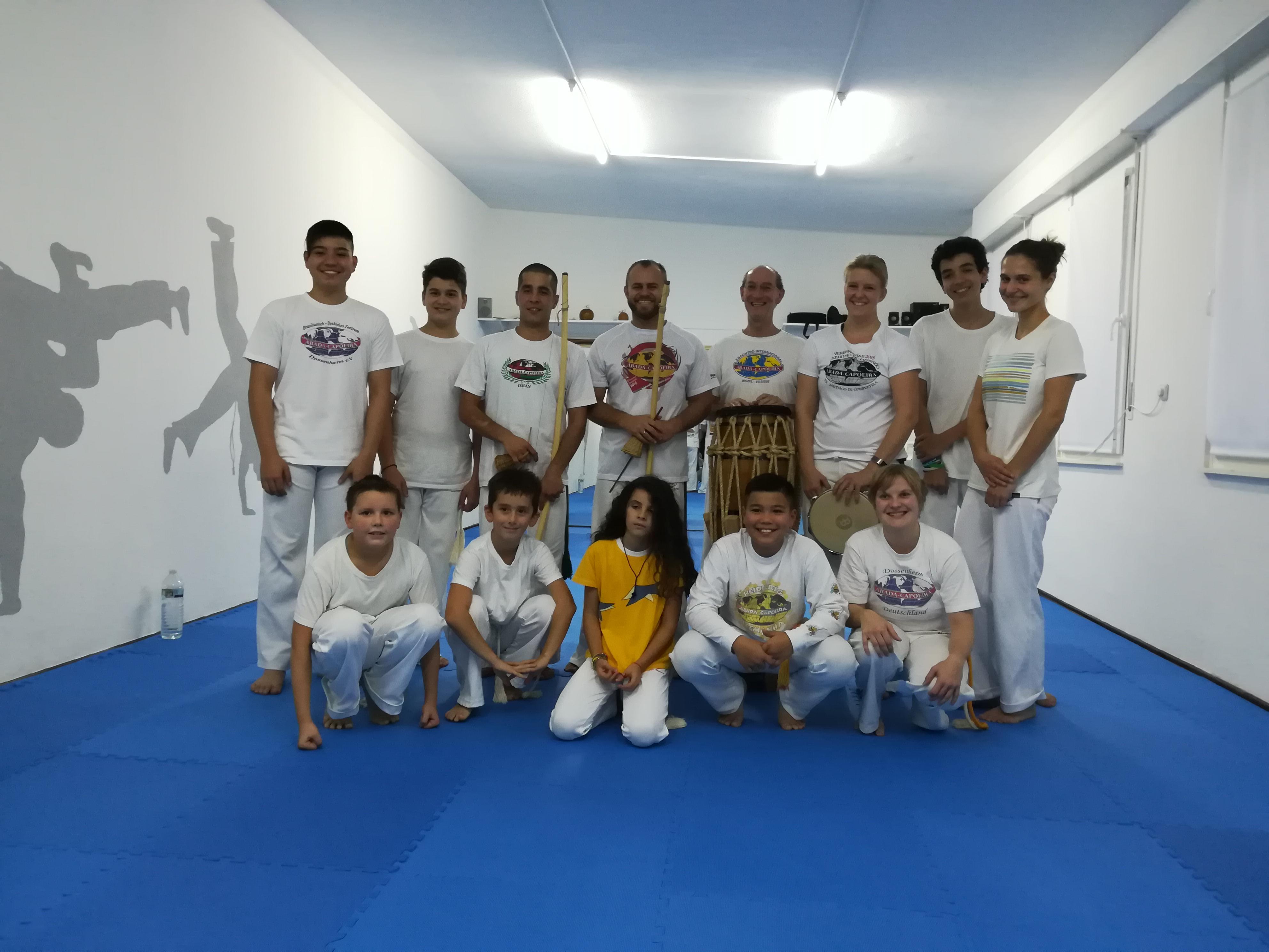 abada capoeira mannheim